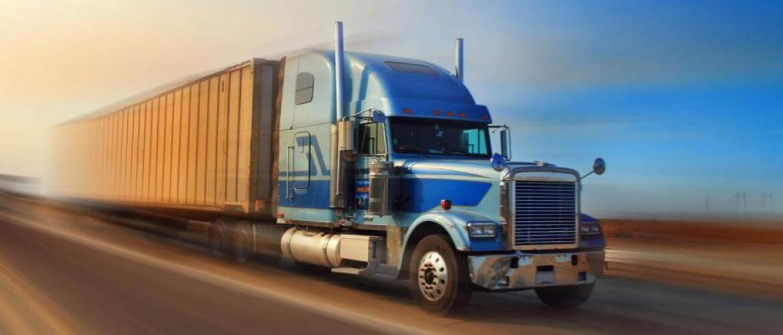 freight truck banner